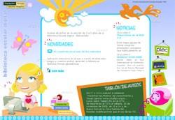 Biblioteca Escolar Digital Infantil