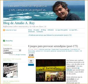Blog de Amalio A. Rey