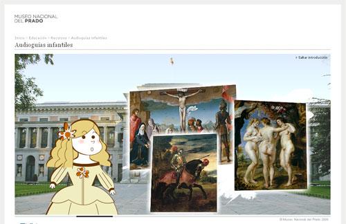 Audio-Guía im Prado