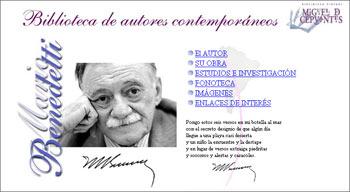 Mario Benedetti - Biblioteca Virtual de Cervantes