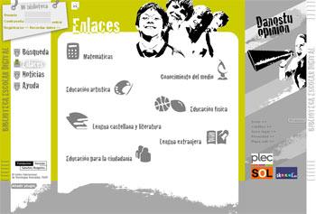 Biblioteca Escolar Digital de PRIMARIA