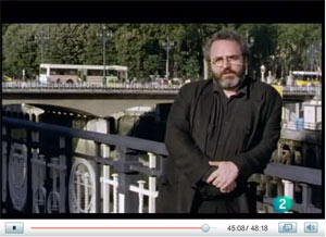 Jon Juaristi zeigt sein Bilbao