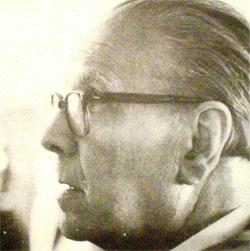 Jorge Luis Borges (1968, Foto: Wikipedia)