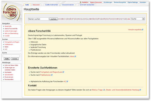 cibera ForscherWiki