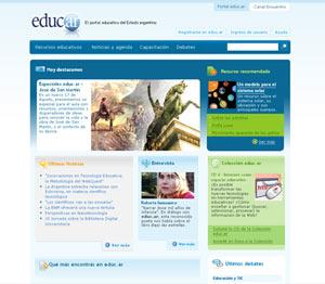 Educ.ar - El portal educativo del estado argentino