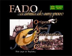 Fado-Site mit Informationen zu dieser portugiesischen Musik