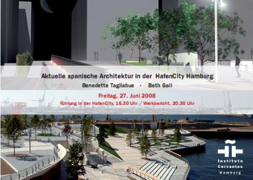 Aktuelle spanische Architektur in der HafenCity Hamburg