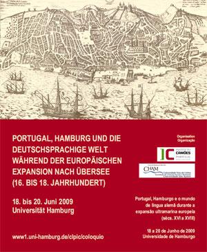 Portugal, Hamburg und die deutschsprachige Welt während der europäischen Expansion nach Übersee