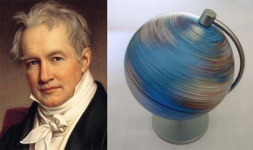 Alexander von Humboldt - Vordenker der Globalisierung