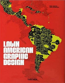 Latin American Graphic Design - Cover der Printausgabe