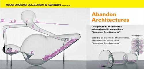 Designbüro El Último Grito präsentiert Ihr neues Buch 'Abandon Architectures'