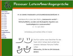 Passauer LateinAmerikagespräche