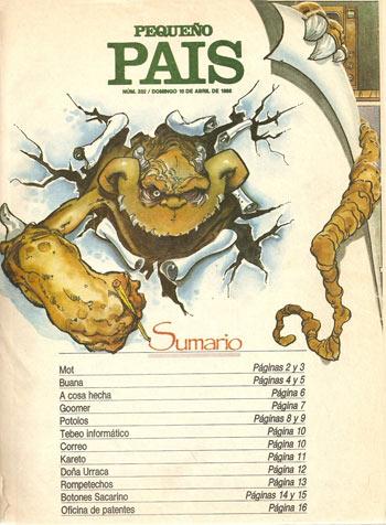 El Pequeño País -  vom 10. April 1988