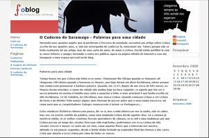 Das Weblog von José Saramago