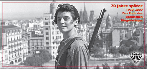 spanische Filmreihe zum Spanischen Bürgerkrieg im Kino Babylon