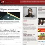 Bürgerzeitung 'Noticias Latinoamérica'