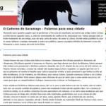 José Saramago hat jetzt auch ein Blog