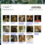 Meisterwerke aus dem Prado in Google Earth