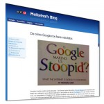 Miguel Artime: Wie Google uns immer schlauer macht