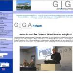 Kuba-Vorträge auf GIGA-Forum zum Nachhören