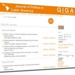 Journal of Politics in Latin America: Organisiertes Verbrechen und Staat in Brasilien und Mexiko
