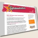 Vom wachsenden Selbstbewußtsein in Lateinamerika & den Superdemokraticos