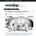 Wissenschaftliches Gruppenblog Amazings