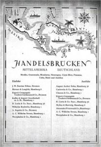 """Anzeige in der Zeitschrift """"Der deutsche Kaufmann im Auslande"""""""