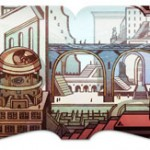 Google gedenkt Borges