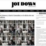 Martí Gómez und Enric González über den Beruf des Journalisten