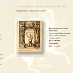 La Antigüedad en el Fondo Antiguo