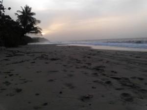 Playa de La Sabana. 2012.
