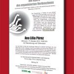 Ana Lilia Pérez: Die Hydra des organisierten Verbrechens in Mexiko