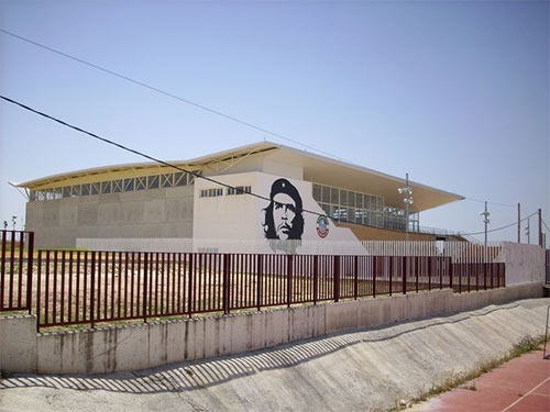 Mehrzweckhalle Marinaleda