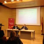 Jaime Rosales: Kolloquium in der Spanischen Botschaft