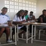 Anthropology of Caruao's parish
