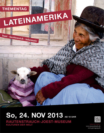 Thementag Lateinamerika im Rautenstrauch-Joest-Museum