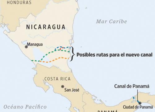 Nicaragua-Kanal