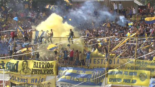 Ekstase und Schock - Die Fußballhauptstadt Buenos Aires