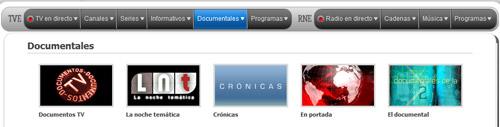5.000 Dokumentationen bei RTVE