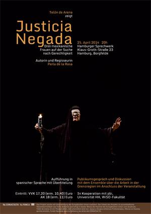 Justicia Negada - Verweigerte Gerechtigkeit