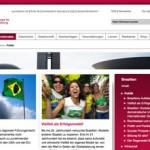 Politik und Weltmeisterschaft in Brasilien