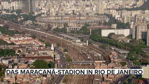 Maracanã-Stadion, Doku auf Arte