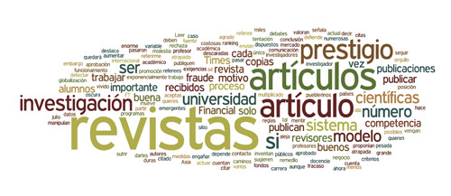 Wortwolke aus dem Artikel von Antonio Argandoña