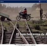 Erste Multimedia-Reportage von La Vanguardia
