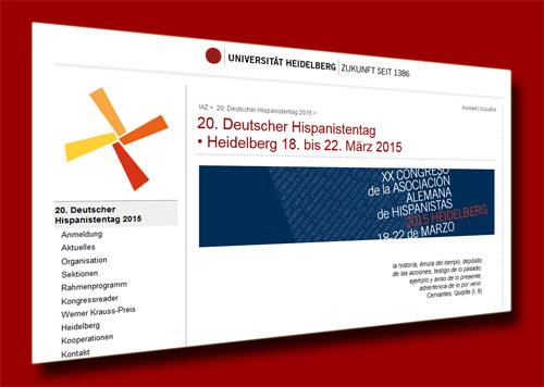 20. Hispanistentag 2015
