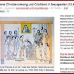 Mesoamerika-Ringvorlesung an der Stabi Hamburg