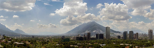 Pano Campestre, Monterrey