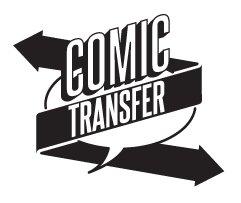comic transfer