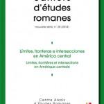 Cahiers d'Etudes Romanes: Límites, fronteras e intersecciones en América Central